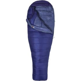 Marmot Ouray Sac de couchage Long Femme, electric purple/royal grape